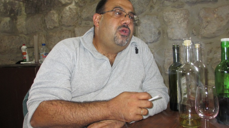 father charbel, we had a good laugh